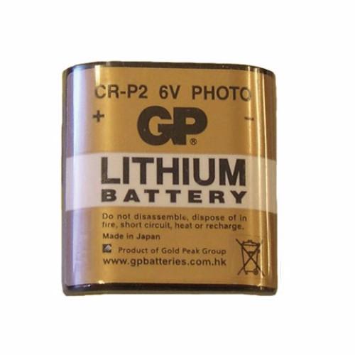 Batteri CR-P2 6V för 150 cm3