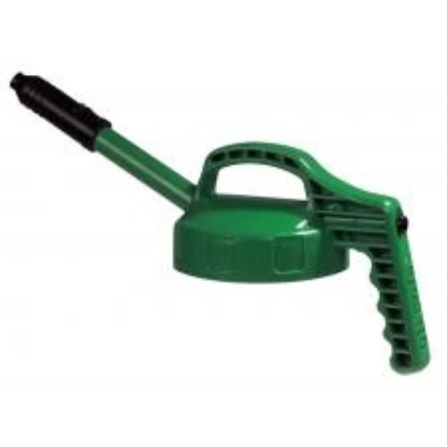 Lock med Utdragbar Pip, Grön