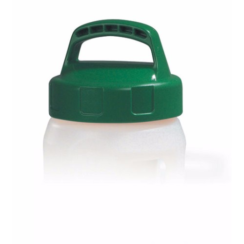 Förvaringslock, Oil Safe, Grön