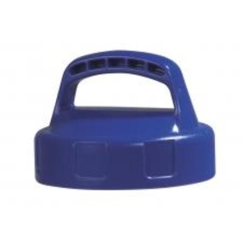 Förvaringslock, Oil Safe, Blå