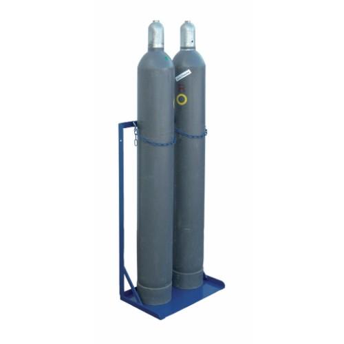 Gasflaskställ
