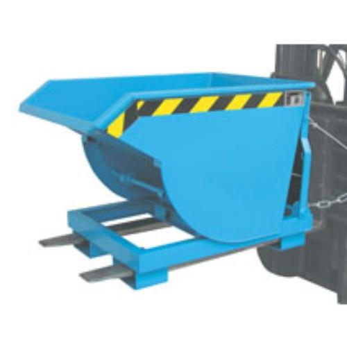 Tippcontainer bkm, blå