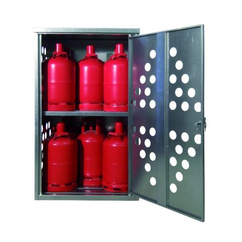 Gasflaskskåp K-GFS 10