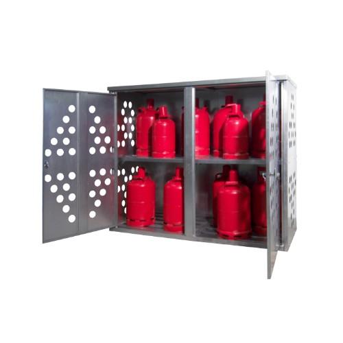 Gasflaskskåp K-GFS 20