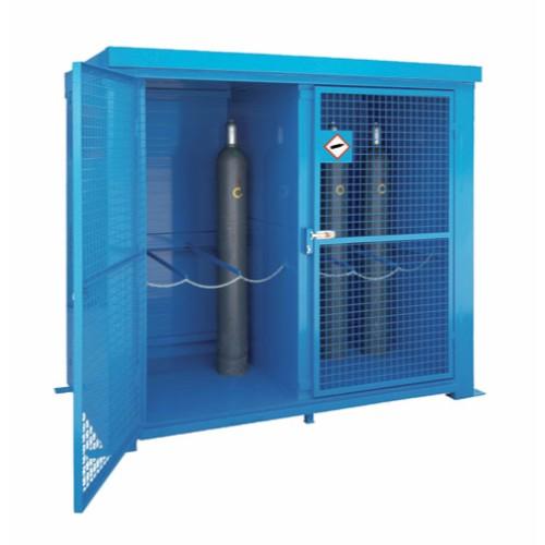Gasflaskcontainer GFL-F90-24.21*