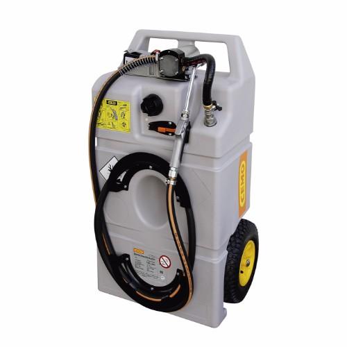 Oljekärra 100 L Batteridriven