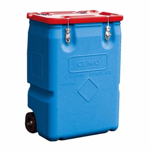 Mobil avfallsbehållare 170L