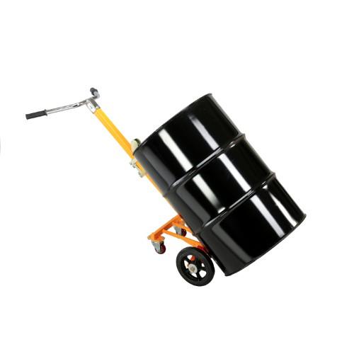 Fatkärra DT45GE med gummihjul och stödhjul