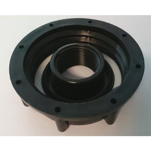 Lock 61 mm med inv 3/4 gänga