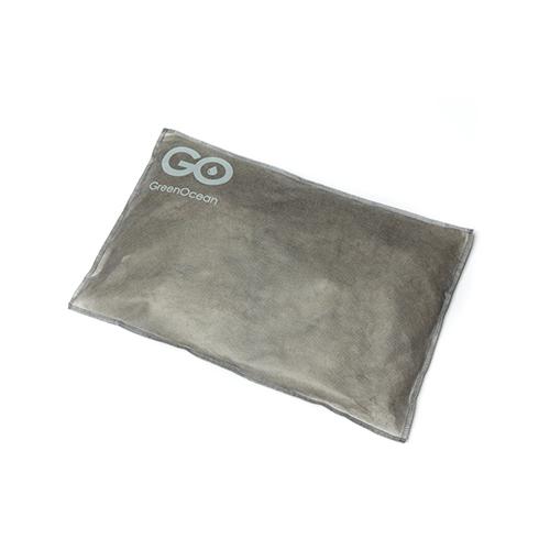 Absorbent kudde universal,  grå, liten, 50 st/fp