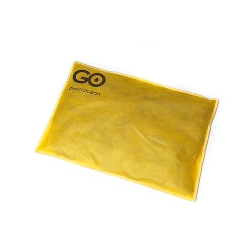 Absorbent kudde kem gul, medium, 30 st/fp