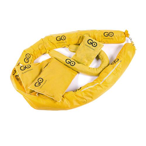 Spillkit Lifebuoy, kem, 50 l, 2 st/fp