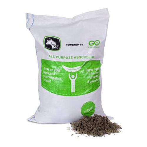 Absorbent granulat basaltfiber universal, 10 kg