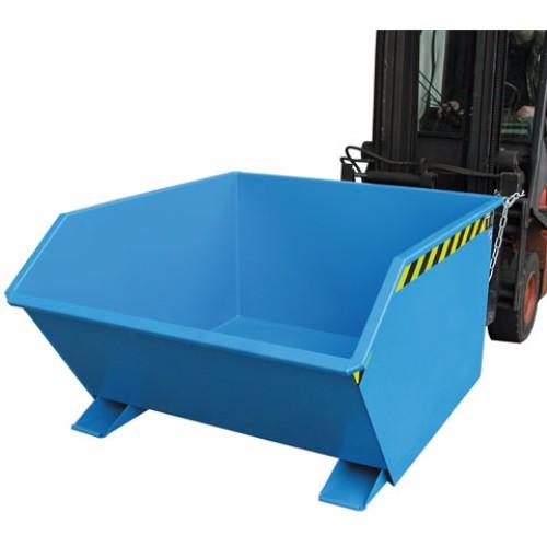 Tippcontainer GU, blå