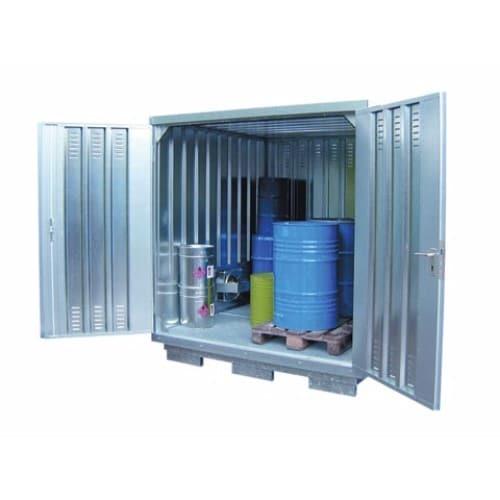 Modul Container SLH 2x2  Förzinkad