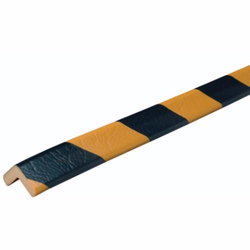 Varnings - skyddslist Typ E, 1 Meter