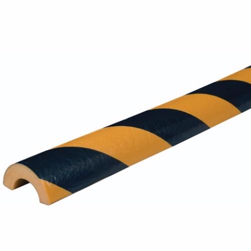 Varnings - skyddslist Typ R, 5 Meter