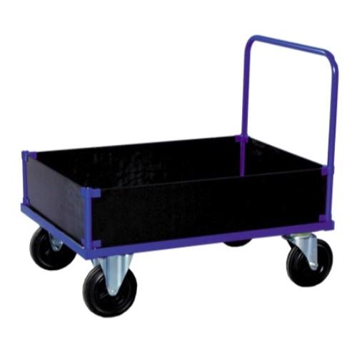 Lådvagn - Låg
