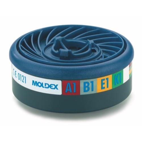 Gasfilter 9400, A1B1E1K1 Moldex