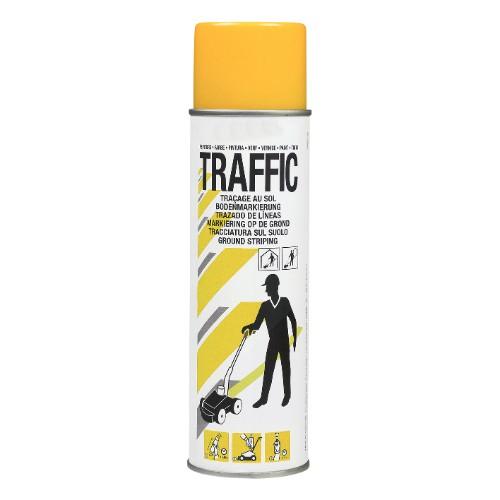 Sprayfärg Traffic Gul