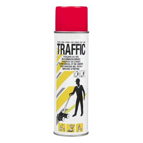 Sprayfärg Traffic Röd