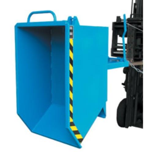 Tippcontainer SGU för spån