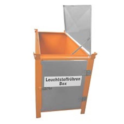 Lysrörsbox lackad