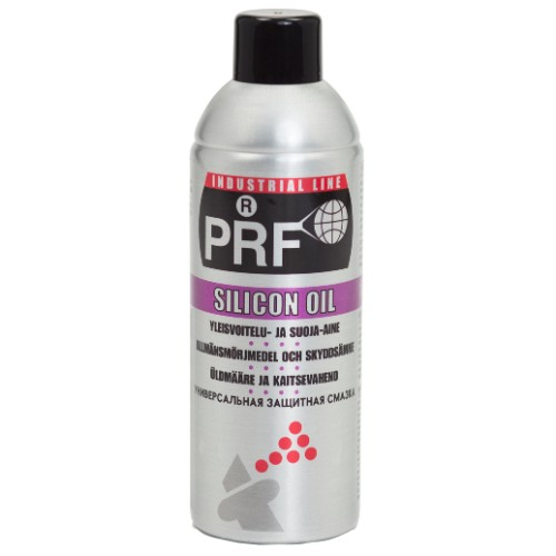 PRF Silicon Oil, Spray 520 ml