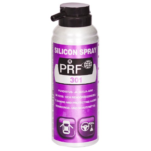 PRF 301 Siliconspray, 220 ml 12-pack