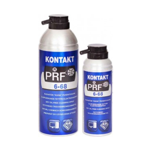PRF 6-68 Kontakt spray, 520 ml 12-pack