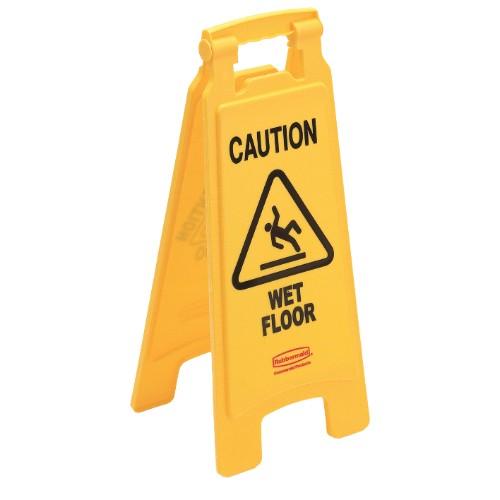 Varningsbock för golv, 2-sidig