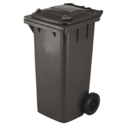 Avfallsbehållare 240 l, Grå