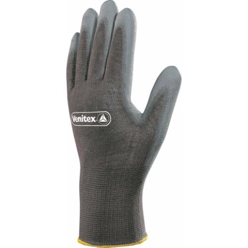Handske VE702GR PU-Belagd